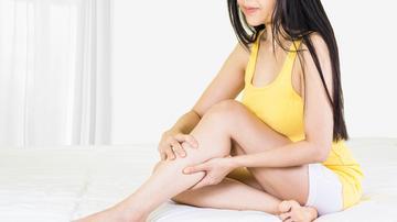 Vörös foltok a lábakon: a megjelenés okai
