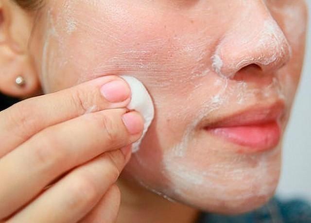 citrom az arcon lévő vörös foltok ellen népi gyógymódok a vörös foltok arcán