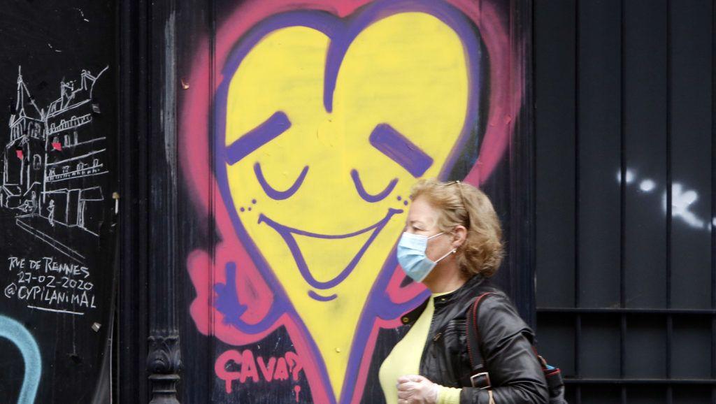 Koronavírus: újabb száz áldozat Franciaországban