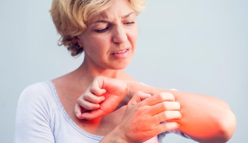 egy piros folt a gyomorban viszket le orvosi ellátás és pikkelysömör kezelése