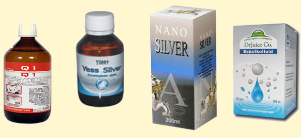 kolloid ezüst pikkelysömör kezelése)