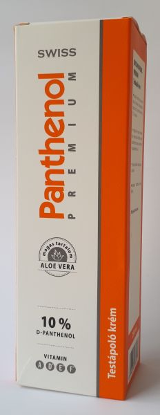 Panthenol krém pikkelysömörhöz